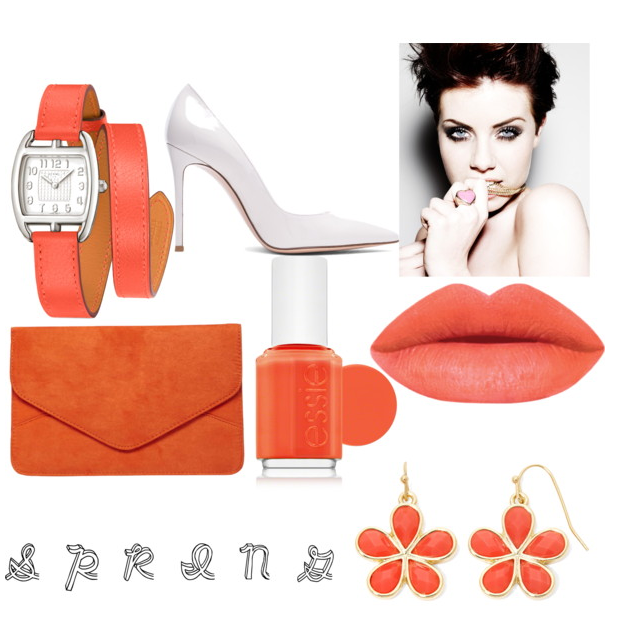 Spring Accessories, Shoes & MakeUp // Collab with Maggie's Blog