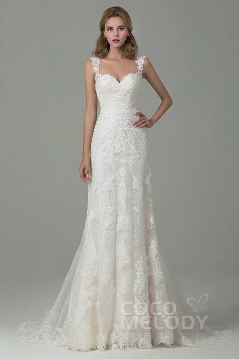 back interest wedding dresses