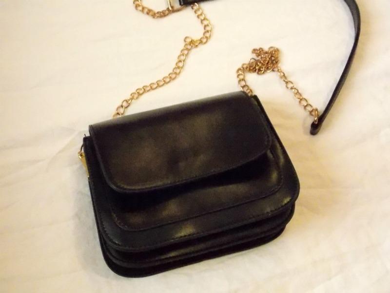 recenzija male crne torbice rosegal narucivanje online iskustva livinglikev living like v fashion blogger