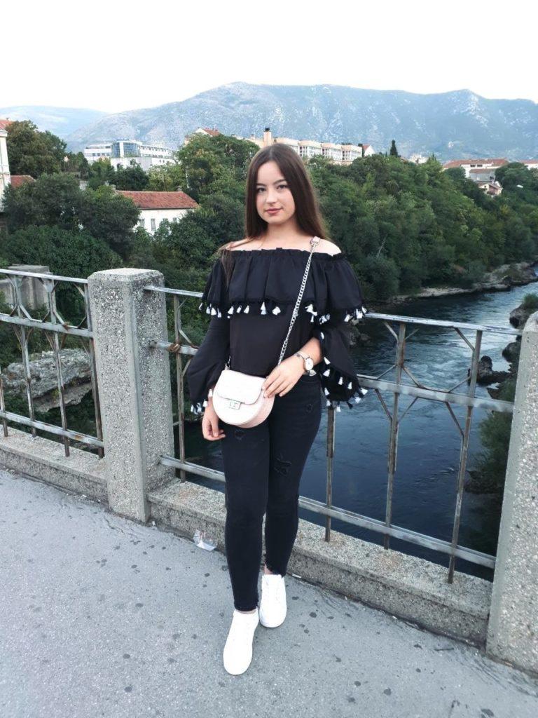 outfit girlmerry moda jesen 2018 fashion livinglikev vildana