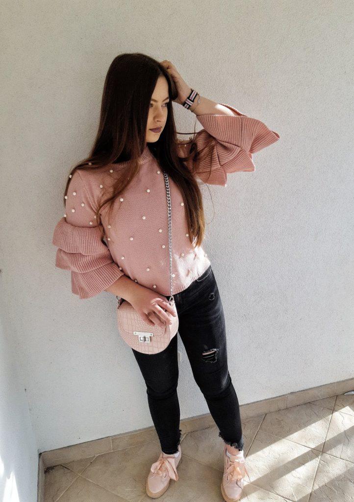 outfit post livinglikev fashion blogger bosnian blogger