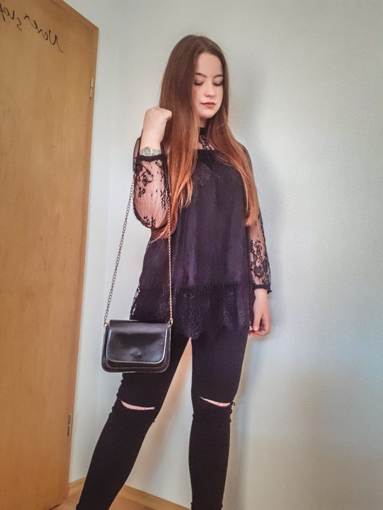 dokotoo haul review livinglikev fashion blogger living like v fashion blog