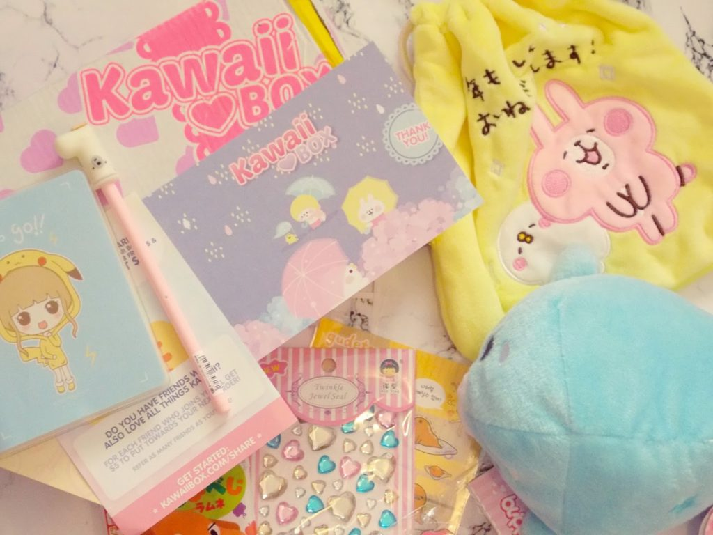 Kawaii Box | October 2017