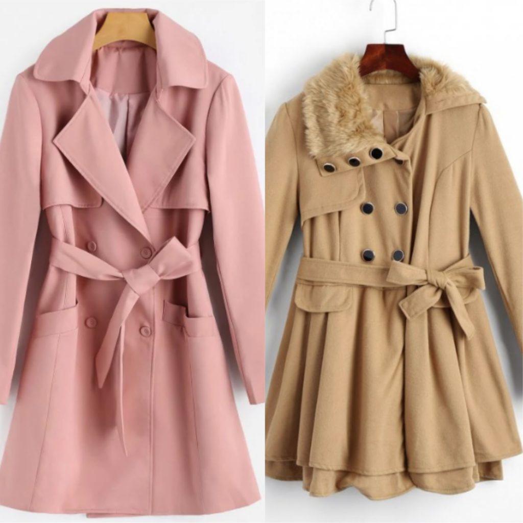 Zaful Coats