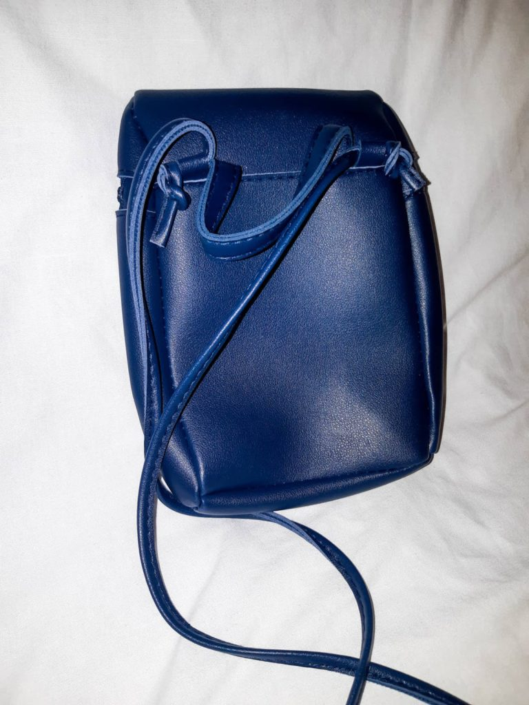banggood review selfie light shoulder bag livinglikev fashion blogger living like v style blogger odering online experiences review