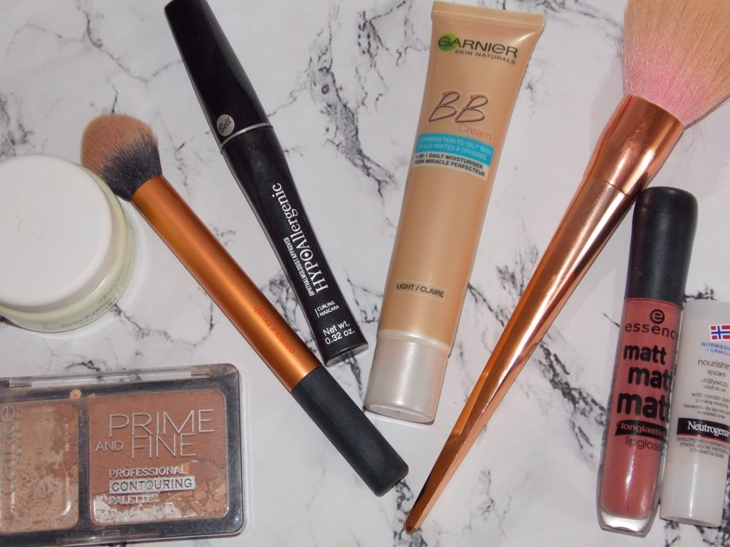 Everyday Makeup Products I Use