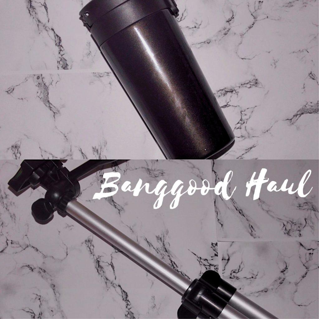 Some Blogging Essentials   Banggood Haul
