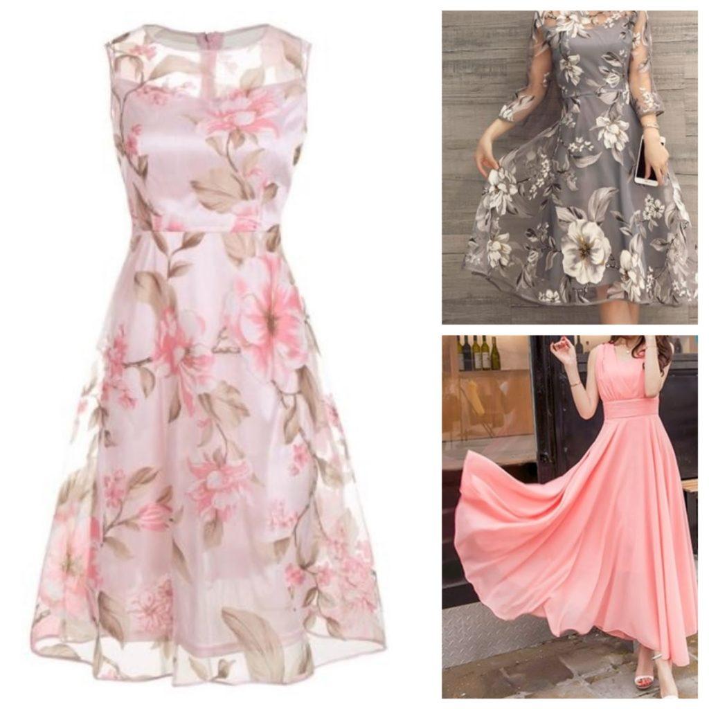 Skater & Maxi Dresses