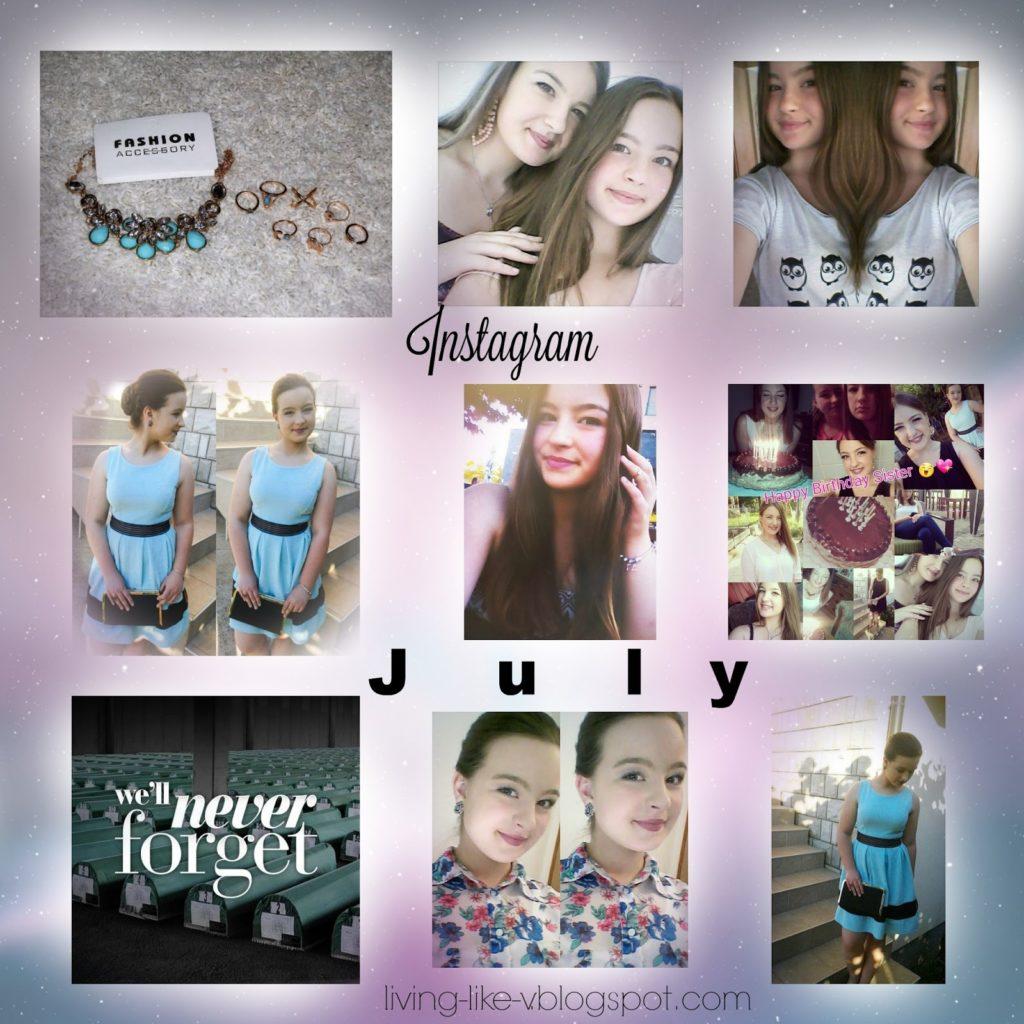 Instagram | July 2016