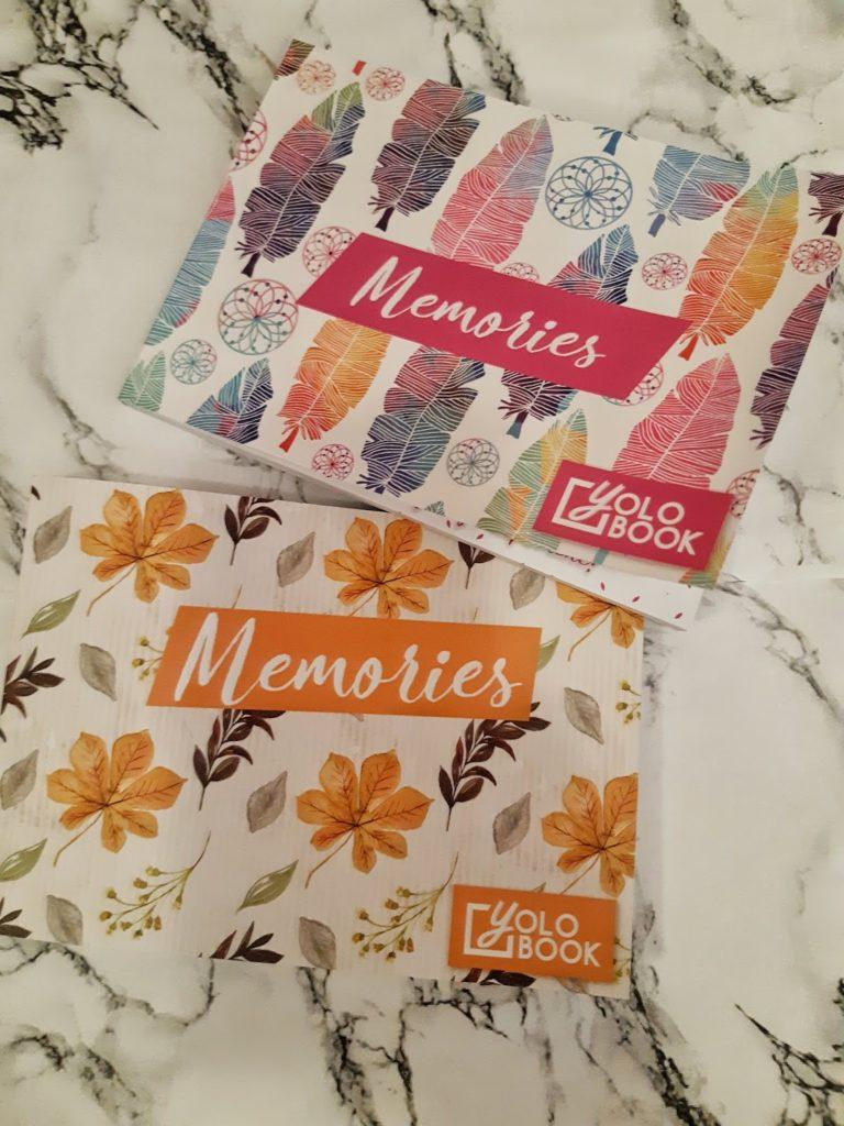 YOLOBOOK – Čuvaj svoje uspomene !