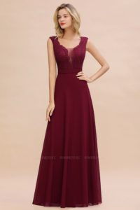 burgundy bridesmaid dresses livinglikev fashion blogger