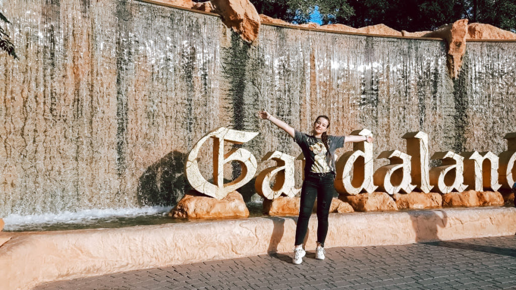 gardaland park italy photo tourist trip livinglikev fashion blogger living like v