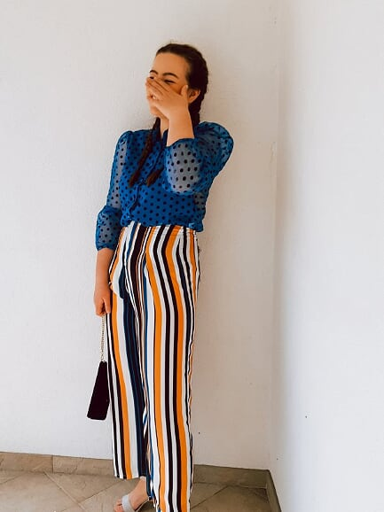 print on print outfit livinglikev fashion blogger what to wear inspiration outfit inspo