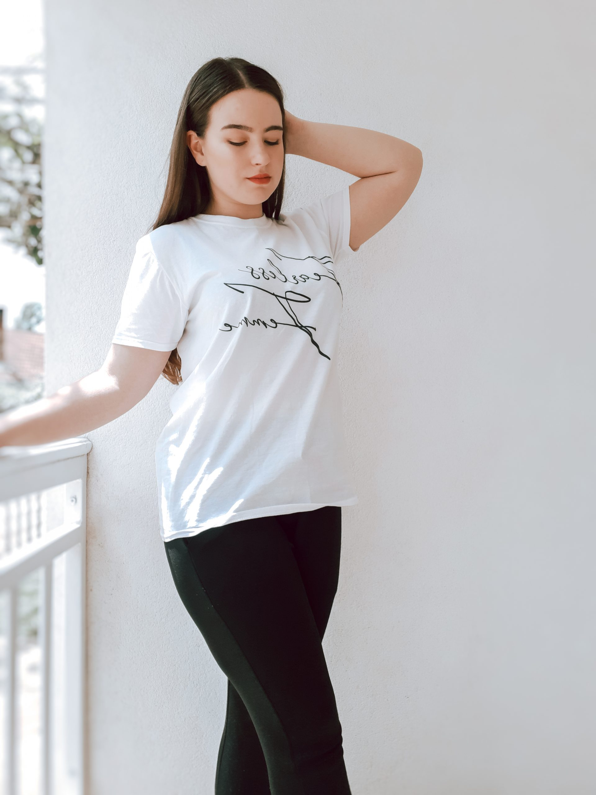 femme luxe try on haul femme luxe finery livinglikev fashion blogger fearless femme t shirt living like v femme luxe review experience