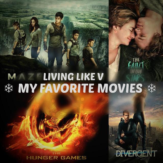 moji najdraži filmovi