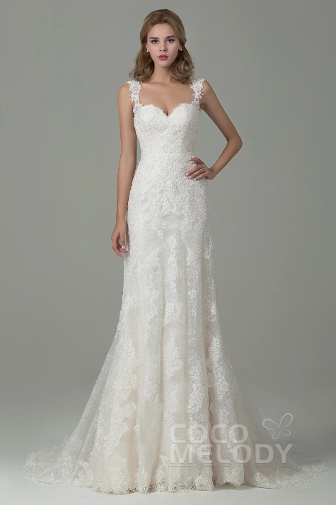 back interest wedding dresses