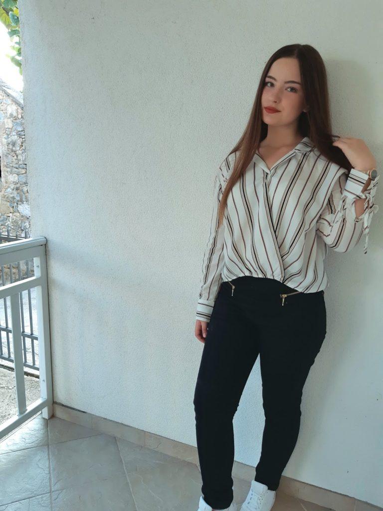 outfit jesen moda 2018 fashion blogger livinglikev