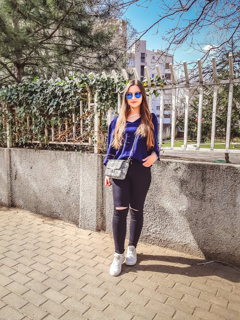 dropship clothes haul review livinglikev fashion blogger living like v experience online order haul