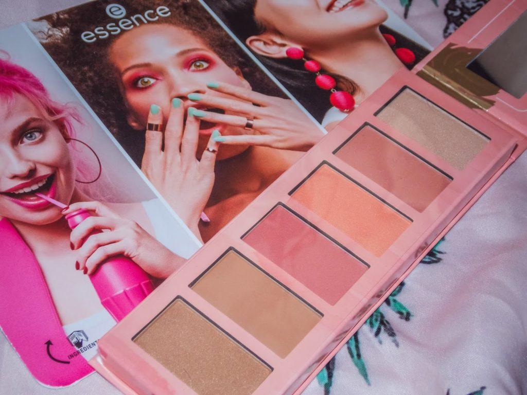 essence spring summer 2019 collection essence proljece ljeto 2019 livinglikev fashion blogger hey cheeks palette