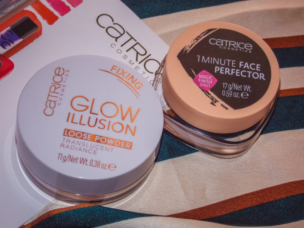 catrice spring summer 2019 collection catrice proljece ljeto 2019 kolekcija livinglikev fashion blogger living like v beauty blogger glow illusion loose powder 1 minute face perfector