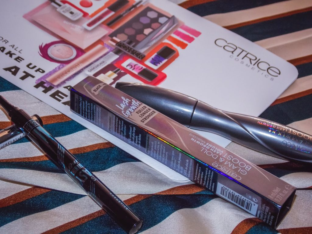 catrice spring summer 2019 collection catrice proljece ljeto 2019 kolekcija livinglikev fashion blogger living like v beauty blogger catrice glam and doll boost mascara its easy tattoo liner catrice