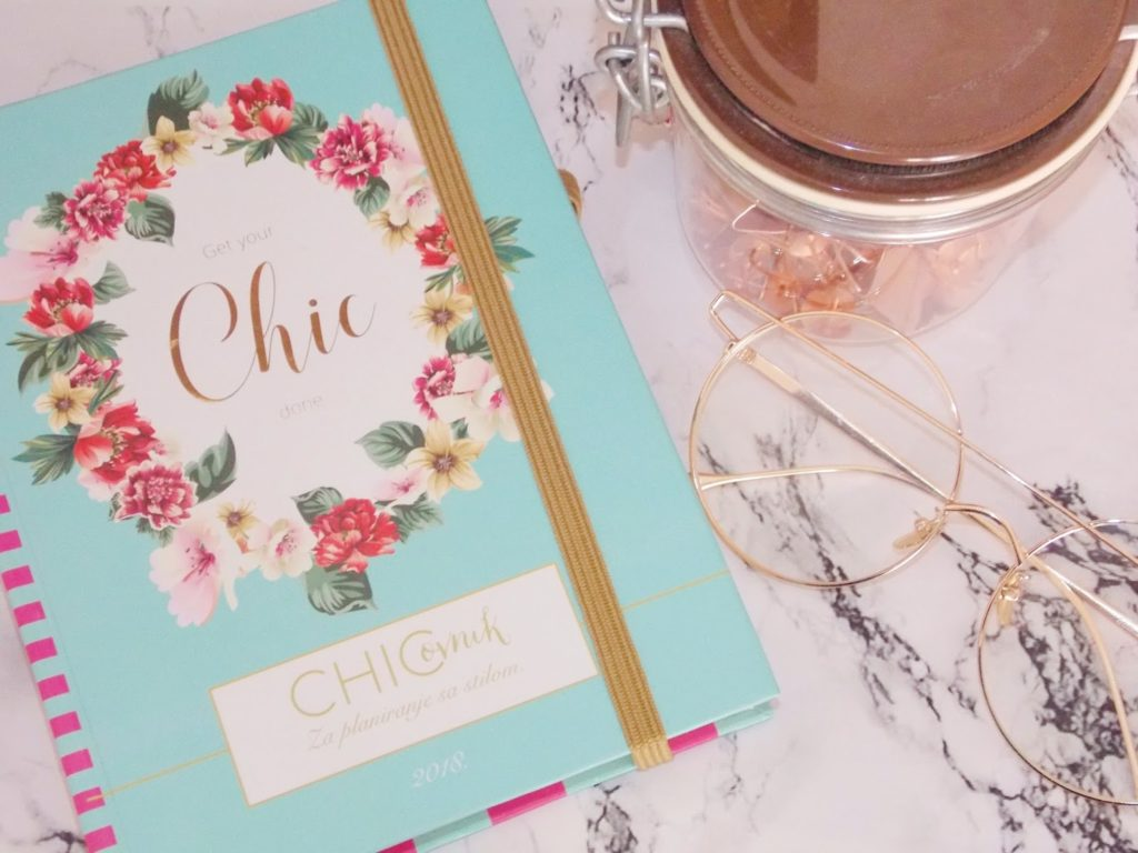 Get your CHIC done   Stay Organized In 2018