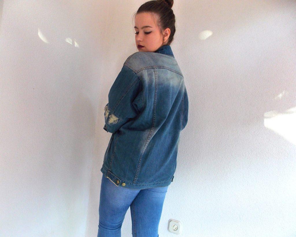 Denim Jacket | Gamiss