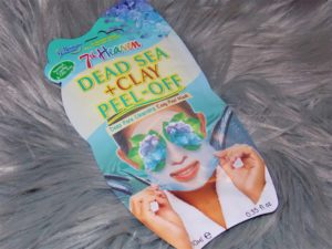 7th heaven recenzija review maske za lice peel off livinglikev fashion blogger