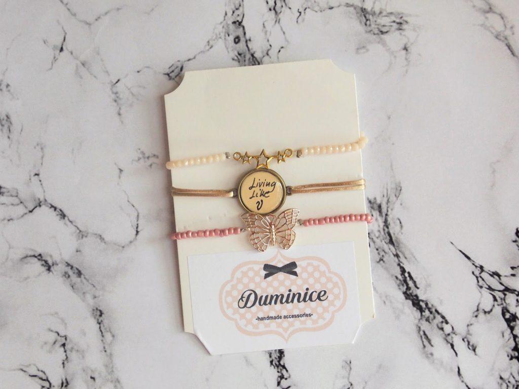 Duminice Bracelets