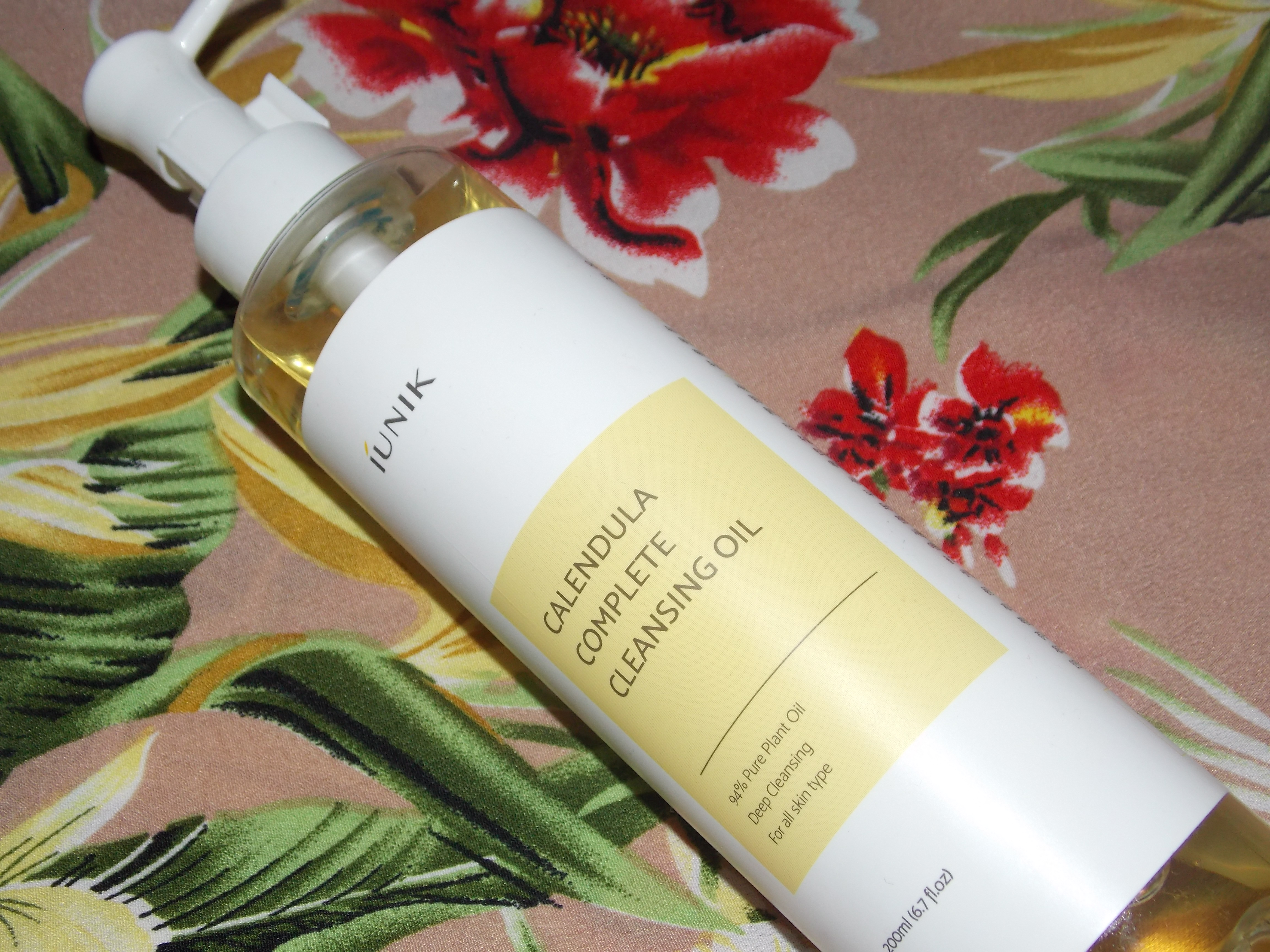 iunik review complete cleansing oil livinglikev fashion blogger