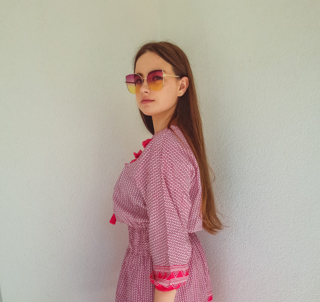 beach dress review dear lover livinglikev fashion blogger living like v