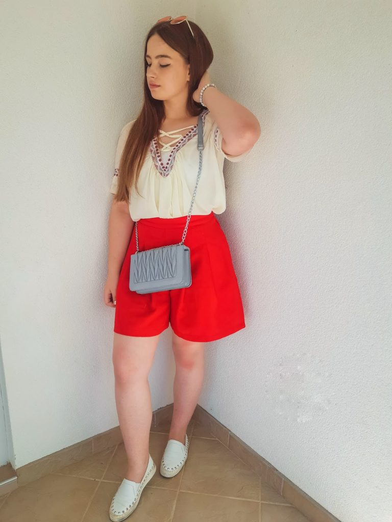 summer outfit ideas rosegal livinglikev fashion blogger fashion ideas style ideas ootd rosegal review