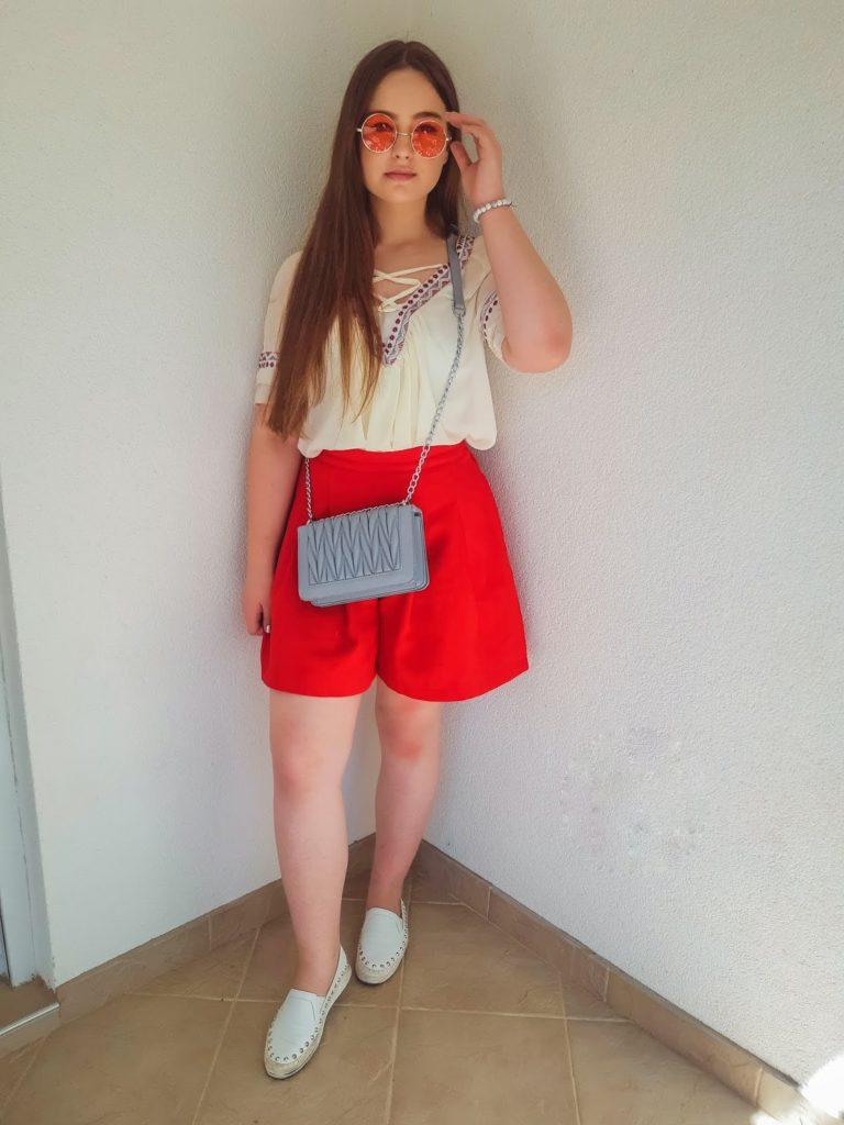 summer outfit ideas rosegal livinglikev fashion blogger fashion ideas style ideas ootd rosegal review