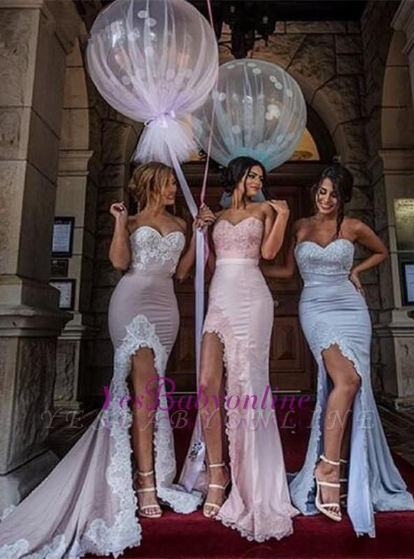 Long Bridesmaid Dresses   YesBabyOnline