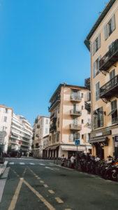 nice france streets livinglikev fashion blogger living like v
