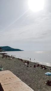 nice france beach morning beach livinglikev fashion blogger living like v