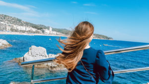 lloret de mar spain barcelona livinglikev fashion blogger