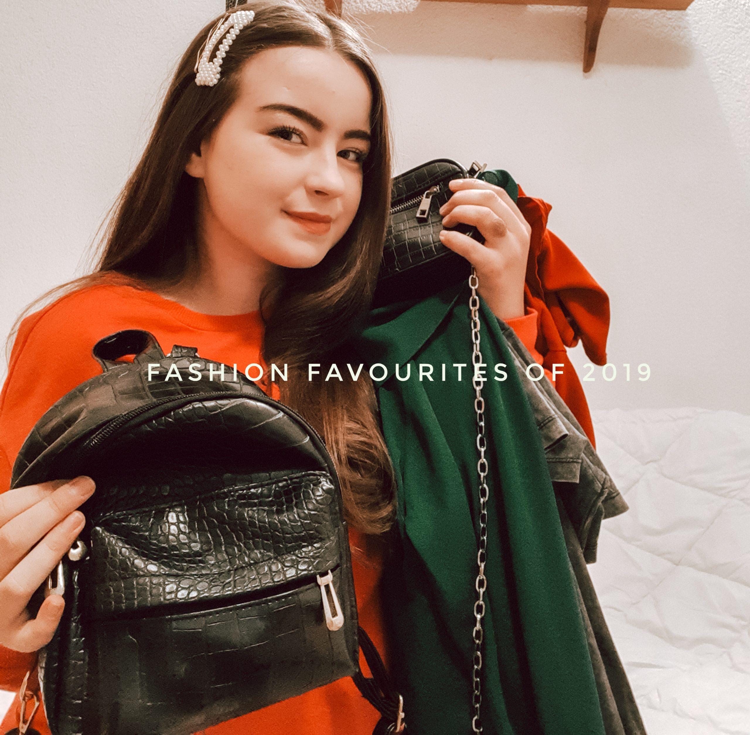 Fashion Favourites of 2019