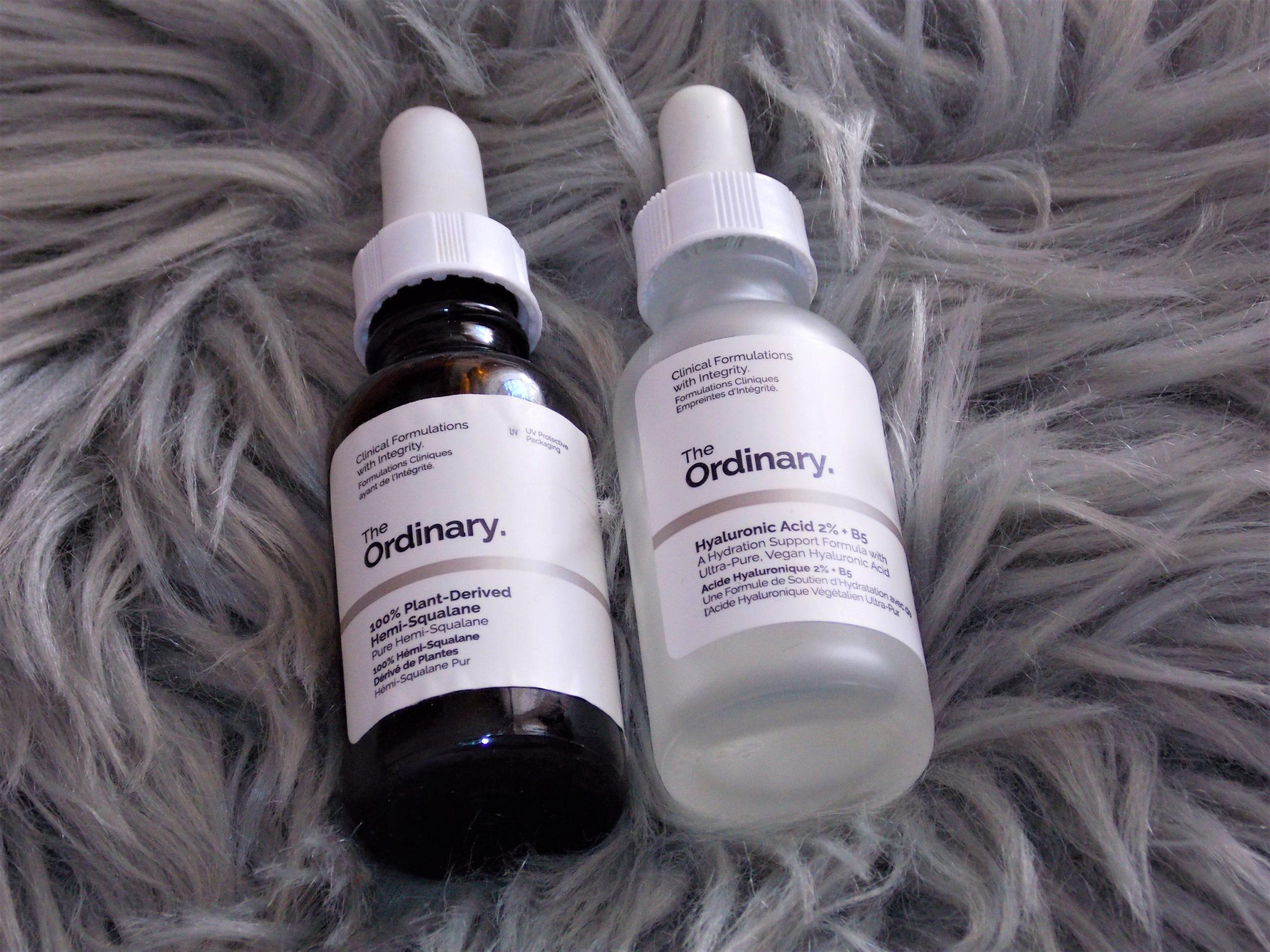 the ordinary products lookfantastic haul look fantastic livinglikev fashion blogger beauty blogger