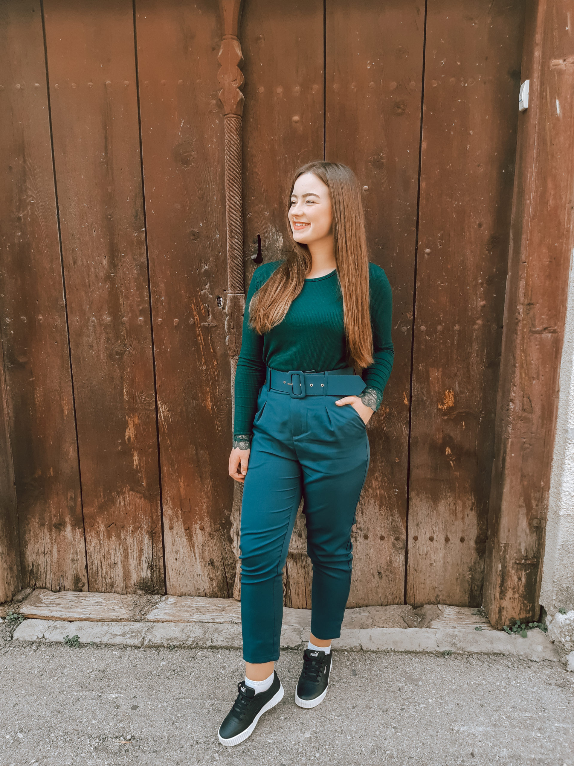 femme luxe pants review livinglikev fashion blogger