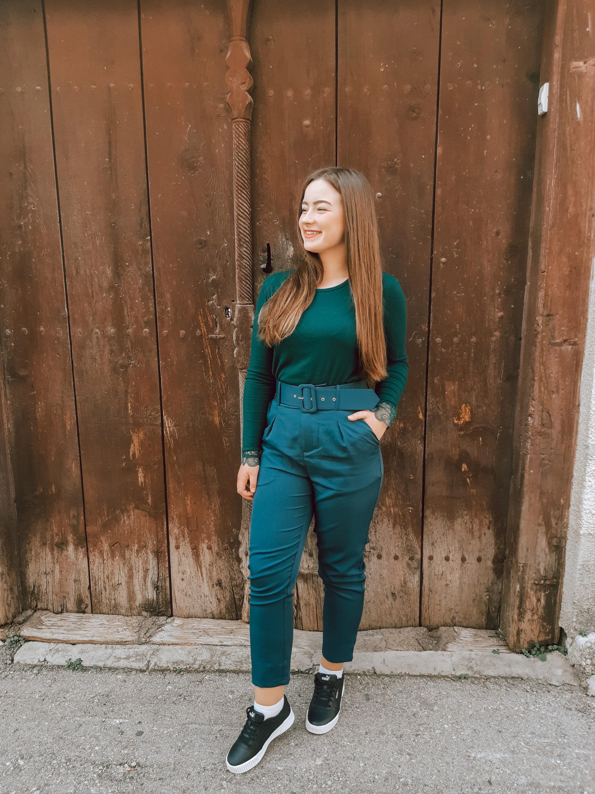 femme luxe pants review livinglikev fashion blogger