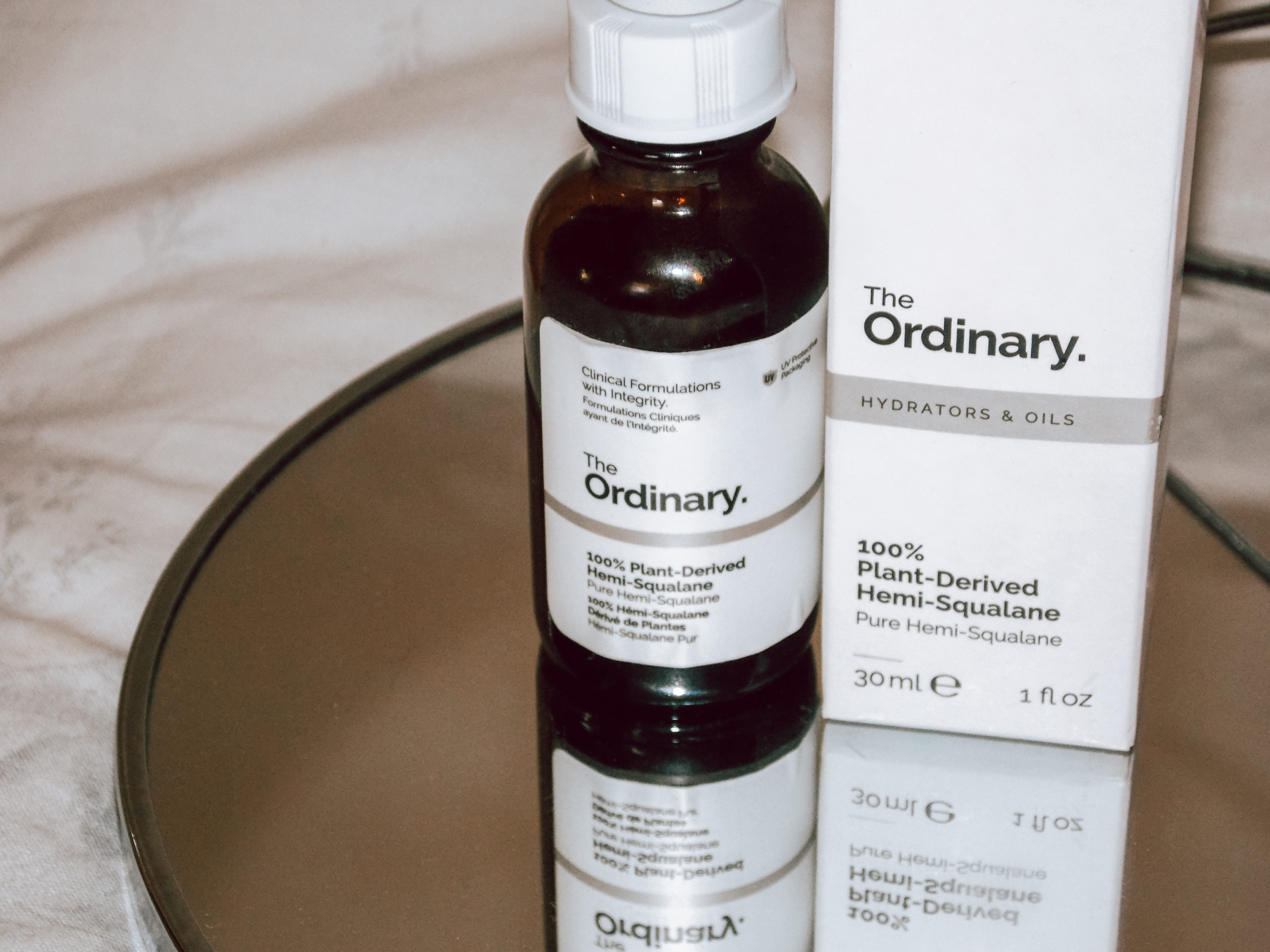the ordinary 100% plant-derived hemi-squalane review recenzija livinglikev fashion blogger