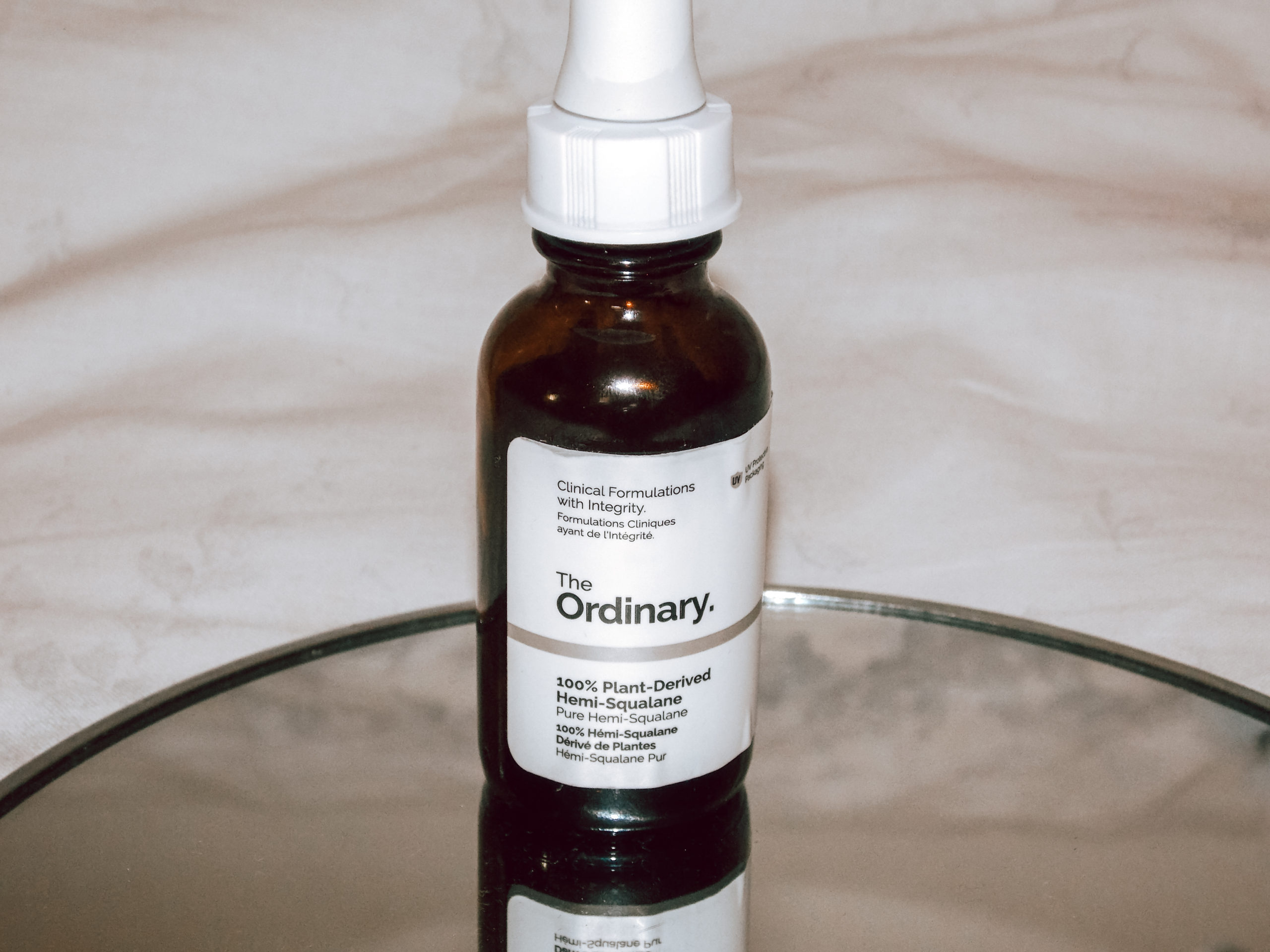 the ordinary 100% plant-derived hemi-squalane review recenzija livinglikev fashion blogger living like v