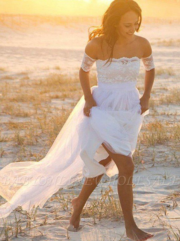 beach wedding dresses babyonlinedress livinglikev fashion blogger living like v