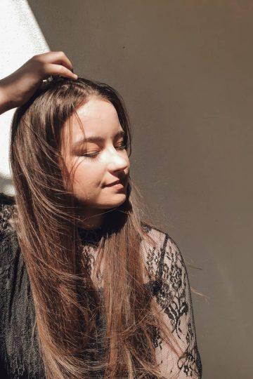 how to get long and healthy hair livinglikev fashion blogger living like v