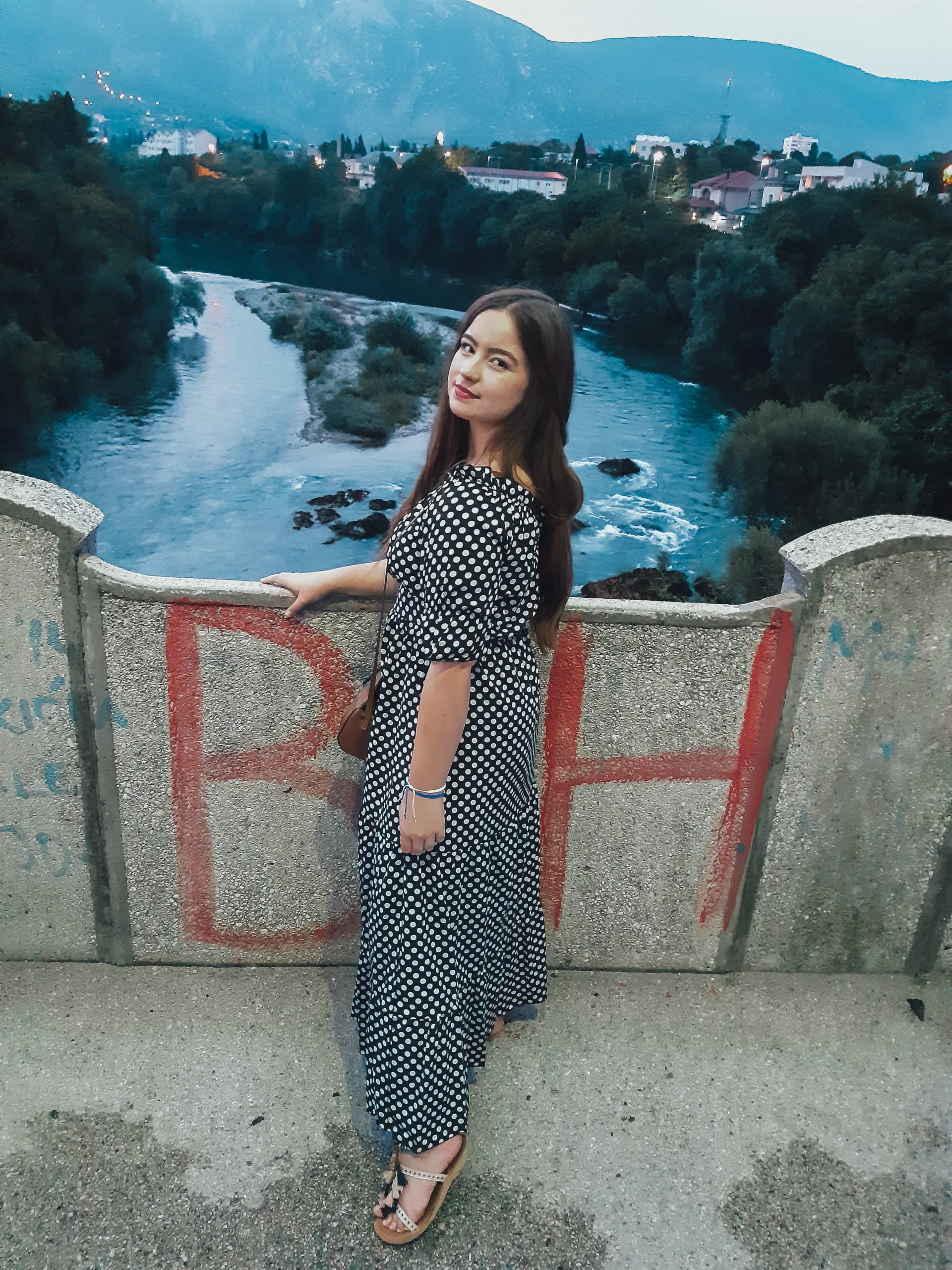 polka dot dress outfit livinglikev fashion blogger style blogger living like v vildana šuta vildana livinglikev