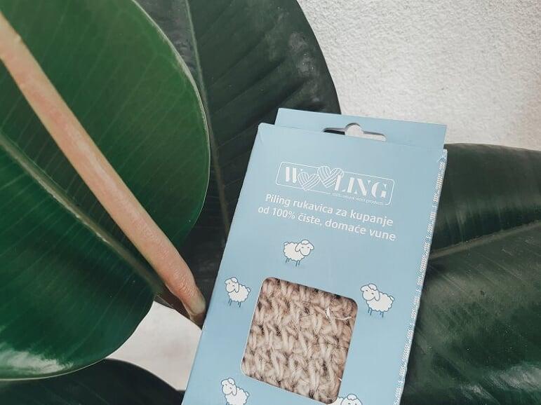 wooling review wooling rukavica za kupanje od prirodne vune livinglikev