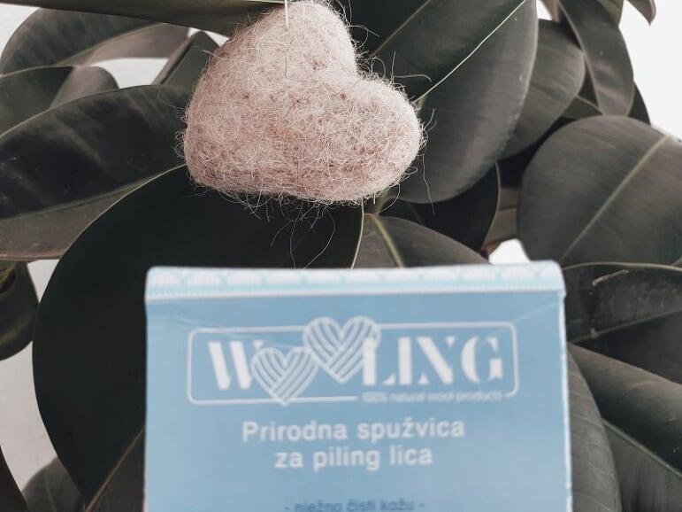 wooling recenzija wooling ba bosanski brend prirodna spuzvica za piling lica livinglikev fashion blogger living like v
