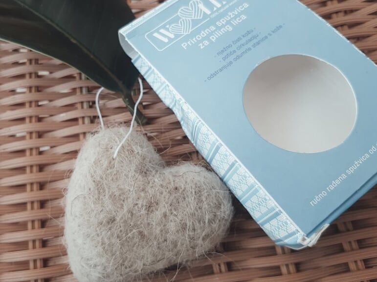 wooling recenzija wooling ba bosanski brend prirodna spuzvica za piling lica livinglikev fashion blogger