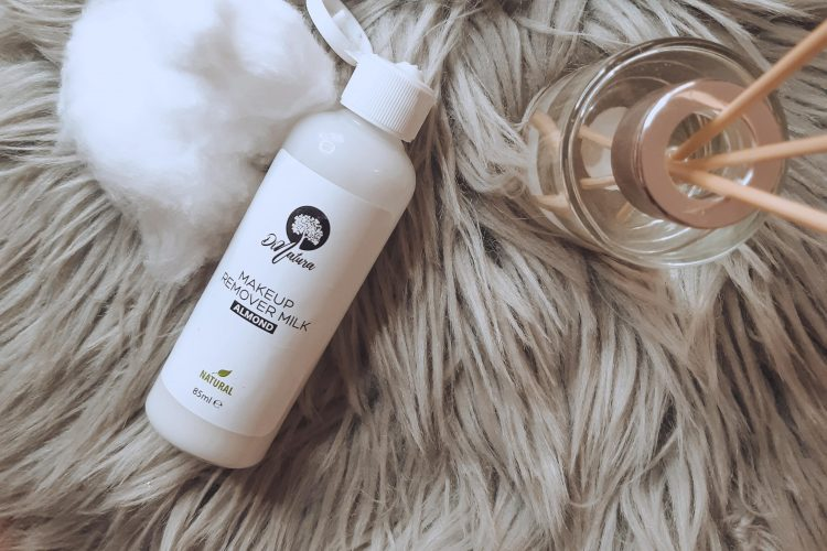 dinatura makeup remover milk recenzija review almond livinglikev fashion blogger